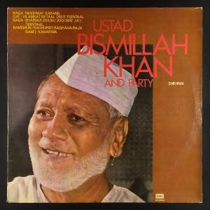 Ustad Bismillah Khan And Party