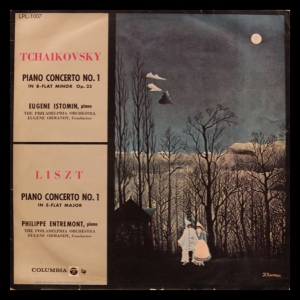 Eugene Istomin / Philippe Entremont / The Philadelphia Orchestra / Eugene Ormandy