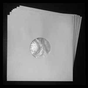 """Внутренние антистатические конверты для 12"""" пластинок"""