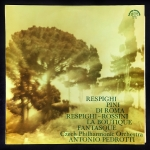 Czech Philharmonic Orchestra / Antonio Pedrotti