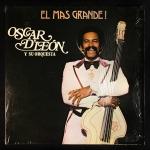 Oscar D' Leon Y Su Orquesta