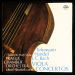 Lubomir Maly / Prague Chamber Orchestra / Libor Hlavacek