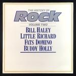 Bill Haley / Little Richard / Fats Domino / Buddy Holly