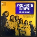 Pro Arte / Indexi