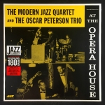 Modern Jazz Quartet And The Oscar Peterson Trio