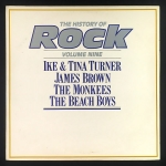 Ike & Tina Turner / James Brown / The Monkees / The Beach Boys
