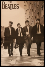 Плакат The Beatles
