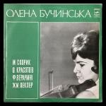 Олена Бучинська
