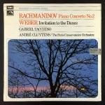 Gabriel Tacchino / Andre Cluytens / Paris Conservatoire Orchestra