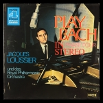 Jacques Loussier Trio With The Royal Philharmonic Orchestra